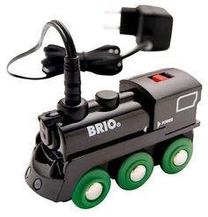 Locomotive rechargeable (Brio). 31,88EUR.