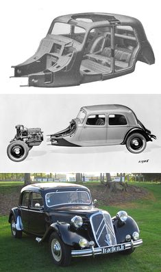 a brief history of citroen part 1: ignoring war and sabotaging nazi's on their way to producing funky iconic cars