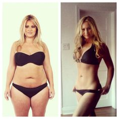 Fat Loss Motivation: The Most Amazing Female Weight Loss Transformations [30 Pics]!