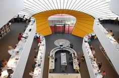 Bibliotheek Berlijn