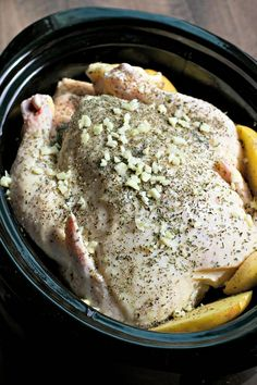 How about making this Tuscan Chicken with Buttery Yukon Gold Potatoes for Sunday…