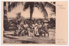 Vintage Somalia