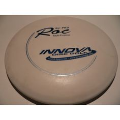 The Roc, by Innova Discs, is all you need to start a lifelong enjoyment of disc golf. This is the #1 professional mid-range disc, as its very reliable at high speeds and can be used (by novices) for drives, approach shots and putts.