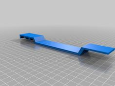 Low bed trailer H0 scale model 1:87 by Hest - Thingiverse