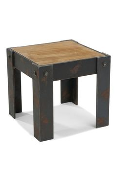 Wooden Coffee Table Meble Pinterest Troncos Bancos