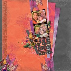 Digital Credits: September Template Challenge Freebie THE NIFTY PIXEL Passion Play Collection Sewing Machine Reviews, Nifty, Something To Do, Passion, Digital, Gallery, September, Fun, Challenge