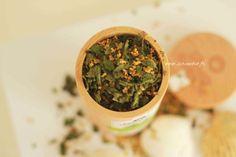 PAUSE Estivale - Les tisanes Beauty Garden shootées par Elodie, du blog Sirène bio ! #tisane #tea #menthe #mint #sureau #teaporn