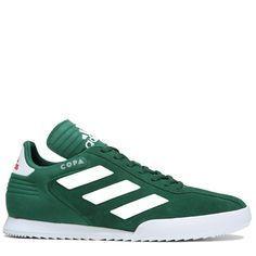 buy popular 2f3e3 5f42d Adidas Mens Copa Sneakers (GreenWhite) Adidas Sneakers, Adidas Men,  Sneakers