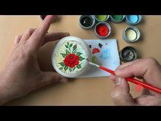 Rosa Vermelha em Sabonete (Modelo 3/ Aula 16) - YouTube
