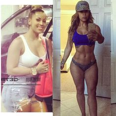 """1,368 Likes, 35 Comments - Fit Black Queen (@fitblaqueens) on Instagram: """"Go on girl!"""""""