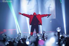 Yaasssssssss! Get it, boy! [Picture/FB] 2016 BTS LIVE '화양연화 on stage : epilogue' behind [160509]