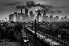 Lines to the City by jaycohen13