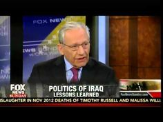 Leftist Darling Bob Woodward: Bush Didn't Lie About Iraq & Obama Blew It in Iraq - YouTube I don't agree with a lot of what Bob Thinks says but at least he's an HONEST DEM & says how he really thinks & feels?! lol I'd accept a D PRESIDENT like him if it came to that?!!! :) WJB