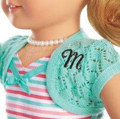 American Girl Maryellen's Dress