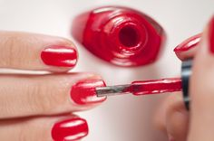 If you have the color and a bottle of nail polish remover handy, the error can easily be erased.