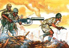 """Infantry, Pavia Division, El Alamein, summer 1942"""