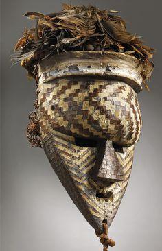 Congo, Larp, Live Action, Bravest Warriors, African Masks, Tribal Art, Sculpture Art, Statue, Pure Products
