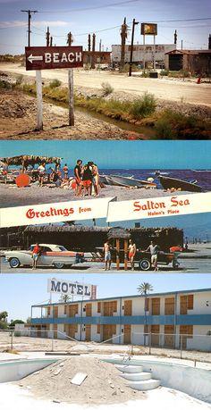 The Salton Sea, California (U.S.)