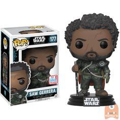 Movie Star Wars Rogue un capitaine Cassien Andor Figure Funko POP