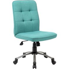 Boss Fabric Modern Ergonomic Office Chair $148