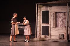 Wizard Of Oz   Liberty High, April 2013, Awarded For Best Scenic Design By