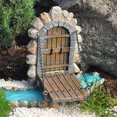 59 Stunning Fairy Garden Miniatures Project Ideas - LuvlyDecor