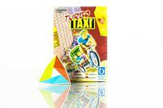 30,000 IDR/day Suka menyusun puzzle? Kalau begitu, kamu pasti juga suka board game Turbo Taxi.