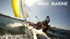 Inflatable Sailboat Sail for Inflatable Boat or Dinghy (Sailing Zodiac)