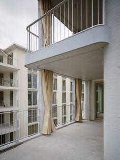 Hunziker Areal Haus C, Miroslav Šik Architekt, 2014 / Zusammenarbeit…