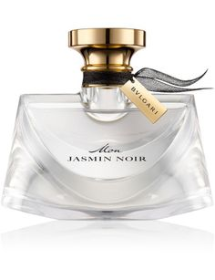 33043097697b BVLGARI Mon Jasmin Noir Eau De Parfum Spray 2.5 oz Jasmine is the  centerpiece of this