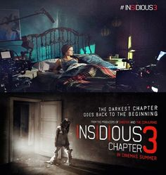 Here You Get Movie For Desktop, Laptop, Mobile Phone And Other Devices. You Can Download This Movie Without Any Cost. ➤Click to Download➤➤ https://www.facebook.com/InsidiousChapter3fullfilm Insidious: Chapter 3 (2015) Full Movie Download Free With High Quality Audio & Video Online in HD, DVDRip, Bluray Watch Putlocker, AVI, 1080p, Megashare or Movie4k.............