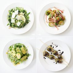 Four ways to eat brussels sprouts.