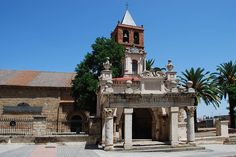 Badajoz  Mérida - Basílica de Santa Eulalia -