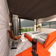 Recamara Principal Outdoor Furniture, Outdoor Decor, Bed, Home Decor, Master Bedroom, Houses, Yurts, Decoration Home, Stream Bed