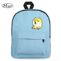 $9.87 (Buy here: https://alitems.com/g/1e8d114494ebda23ff8b16525dc3e8/?i=5&ulp=https%3A%2F%2Fwww.aliexpress.com%2Fitem%2FJapanese-Style-Women-Canvas-Backpack-Cute-Dog-Printing-Backpacks-High-School-Students-Shoulder-Bag-Casual-Travel%2F32436869635.html ) Japanese Style Women Canvas Backpack Cute Dog Printing Backpacks High School Students Shoulder Bag Casual Travel Bag Rucksack for just $9.87