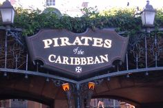 Are you a fan of this attraction? #DisneyLand #Pirates
