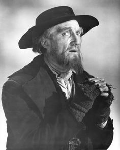 "Ron Moody as Fagin in Oliver!  ""Shut up and drink your gin"""