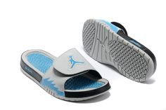 79c1f8538386  Jordan  Hydro 5 Mens White Chlorine Blue Blue Jordan Sandals  Jordans Blue  Jordans