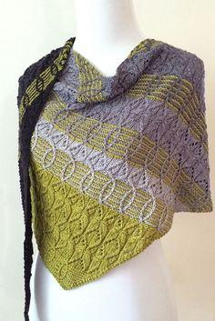 Sagitta pattern by Amanda Scheuzger - Sagitta pattern by Amanda Scheuzger Ravelry: Sagitta pattern by Amanda Scheuzger Knitted Shawls, Crochet Shawl, Knit Crochet, Crochet Vests, Crochet Cape, Crochet Edgings, Crochet Motif, Knit Wrap, Sock Yarn