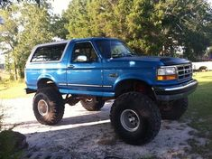 high lifted trucks - Google Search