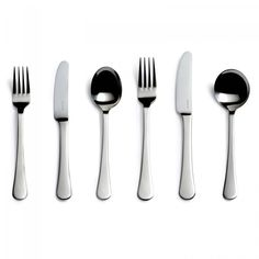 Classic Six-piece Cutlery Place Setting  - David Mellor Design