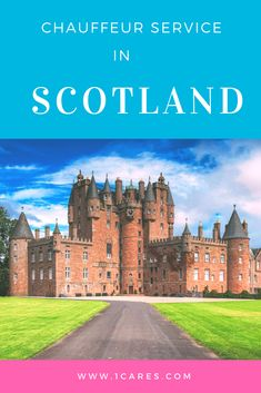 Chauffeur service in Scotland for your business trips or sightseeing tours. Rent a car with driver in Edinburgh at very competitive price. Edinburgh Scotland, Scotland Travel, Us Travel, Travel Tips, Business Travel, Ireland, Trips, Castle, Europe
