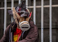 freehand profit turns rare and retro sneakers into gas masks