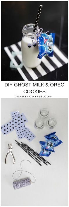DIY Ghost Milk & Ore