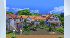 Prohlédněte si tento pozemek v Galerii The Sims 4! - #casa#mansion#house#villa#large#amazing#pool#summer#rich#JarkaD