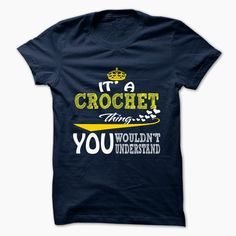 CROCHET Order HERE ==> https://www.sunfrog.com/Camping/CROCHET-142477072-Guys.html?52686 Please tag & share with your friends who would love it  #superbowl #birthdaygifts #christmasgifts
