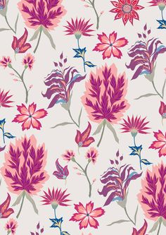 Patterns designed for stationery or wrapping paper