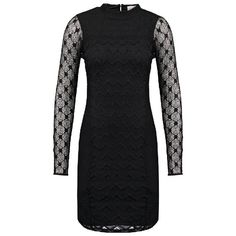 LARA - Jerseykleid - black by Reiss