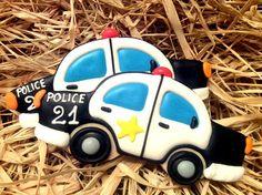 Police themed Cookies - so cute !                              …  https://www.djpeter.co.za