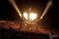 Boomtown Fair - Arcadia Spectacular   Selection of shots fro…   Flickr